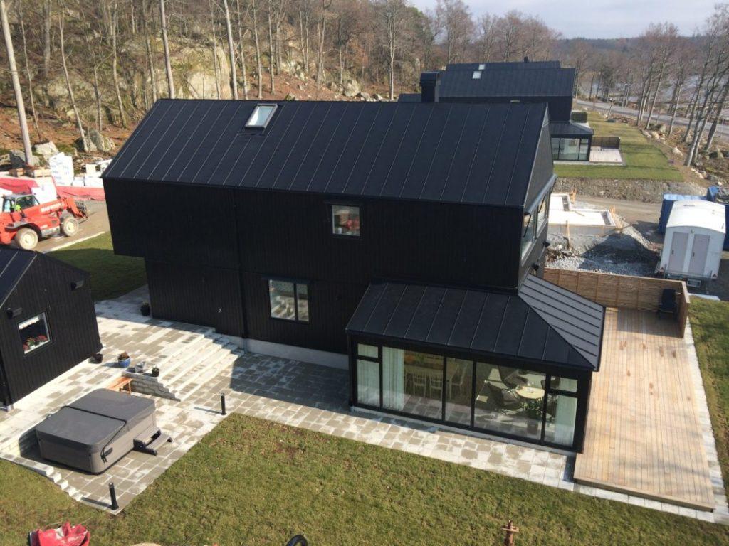 byggnadsplåt tjänster